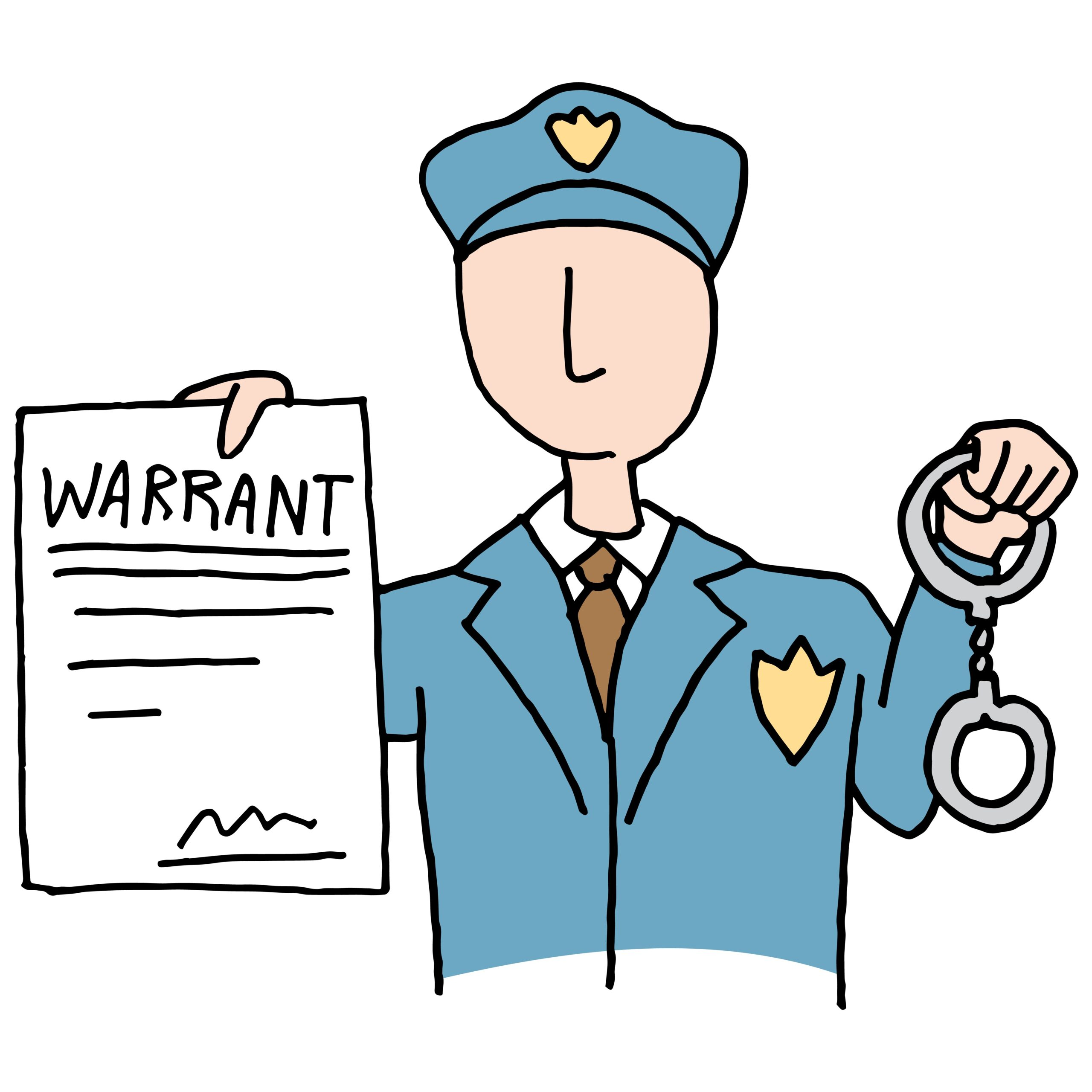 What To Do If There Is A Warrant For Your Arrest