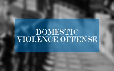 Domestic Violence Offenses